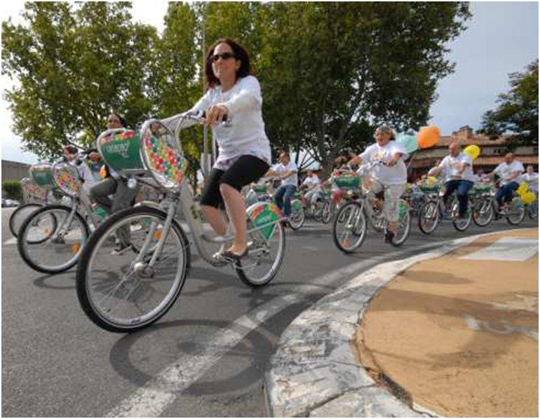 μελέτη: Οι κάτοικοι των πόλεων με bikesharing ζουν περισσότερο!