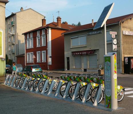 Ελλάδα και Κύπρος: Τα πρώτα κοινόχρηστα ποδήλατα