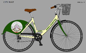 Βόλτες στα Ιωάννινα με κοινόχρηστα ποδήλατα EasyBike