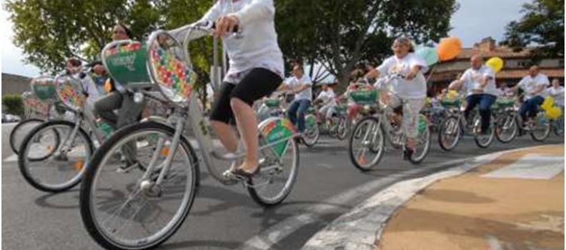Çalışması: Şehir canlı uzun bikesharing ile sakinleri!