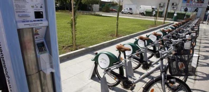 Ικανοποίηση στην Λευκωσία για τα κοινόχρηστα ποδήλατα