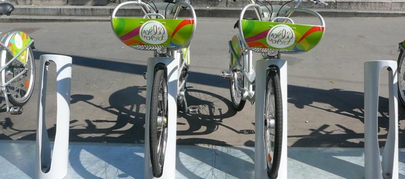 (Ελληνικά) Σύστημα ενοικίασης κοινόχρηστων ποδηλάτων στην Αθήνα