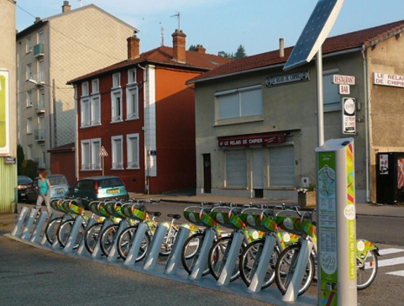 Yunanistan ve Kıbrıs: ilk paylaşılan bisiklet gerçeğe